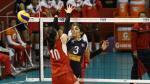 Perú perdió 3-0 ante Polonia por el Mundial de Vóley Sub 18 - Noticias de walter lung
