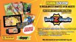 ¡GRATIS! Depor y Panini te traen hoy los alucinantes cards inviZimals - Noticias de Álbum panini