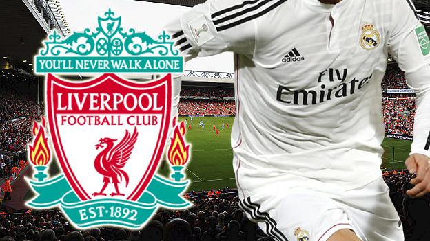 Liverpool le puso la mira a volante del Real Madrid ante la llegada de Kovacic