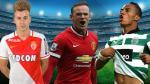 Champions League: así quedaron los 10 partidos de ida de playoffs - Noticias de mónaco fc