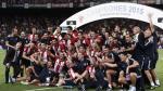 Barcelona empató 1-1 y Athletic Bilbao se coronó campeón de la Supercopa de España - Noticias de eliminatoria europea
