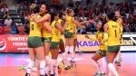 Mundial de Vóley Sub 23: Brasil venció 3-1 a Turquía y se quedó con el título - Noticias de voley mundial