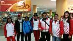 Mundial de Atletismo 2015: delegación peruana llegó a China - Noticias de paola mautino