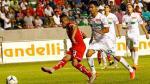 Con gol de Christian Cueva: Toluca empató 1-1 ante Zacatepec por la Copa MX - Noticias de giancarlo diaz