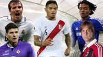 Juan Vargas: los jugadores de talla mundial con los que compartió vestuario - Noticias de alberto aquilani