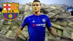 Barcelona y el negocio rentable que tiene con el Chelsea - Noticias de sanchez ferrer