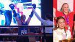 Muay Thai: Valentina Shevchenko campeonó en Mundial IFMA (FOTOS) - Noticias de mariya gabriel