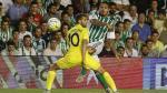 Juan Vargas: Real Betis empató 1-1 con Villarreal por Liga BBVA (VIDEOS) - Noticias de leo baptistao