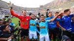 Sporting Cristal empató 0-0 con Universitario y es campeón del Torneo Apertura - Noticias de matias duarte
