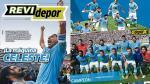 Sporting Cristal: ¡ya salió el Revidepor con póster gigante del campeón del Apertura! - Noticias de casting ponte play@rayo en la botella.com