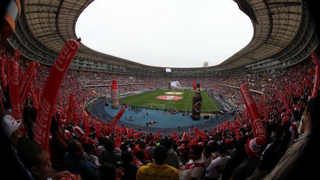Per vs chile ipd reiter que se jugar en el estadio for Puerta 27 estadio nacional