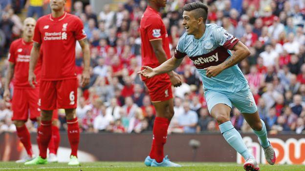 Liverpool pierde 2-0 ante el West Ham United EN VIVO y en directo por Premier League