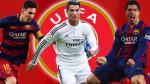 Lionel Messi: ¿por qué es favorito a mejor jugador UEFA ante Suárez y Cristiano? - Noticias de uefa champions league 2014-2015