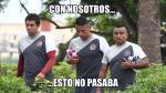 Universitario de Deportes es víctima de Memes tras la goleada ante Defensor Sporting (FOTOS) - Noticias de hinchas famosos