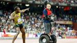 """Usain Bolt: """"Dicen que Justin Gatlin le pagó al camarógrafo"""" - Noticias de accidentes"""