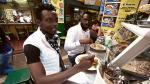Sport Boys: africanos del cuadro rosado armaron 'tono' en calles del Callao (VIDEO)