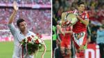 Claudio Pizarro: ¿con cuántos títulos se despidió de Bayern Munich? - Noticias de matthias sammer