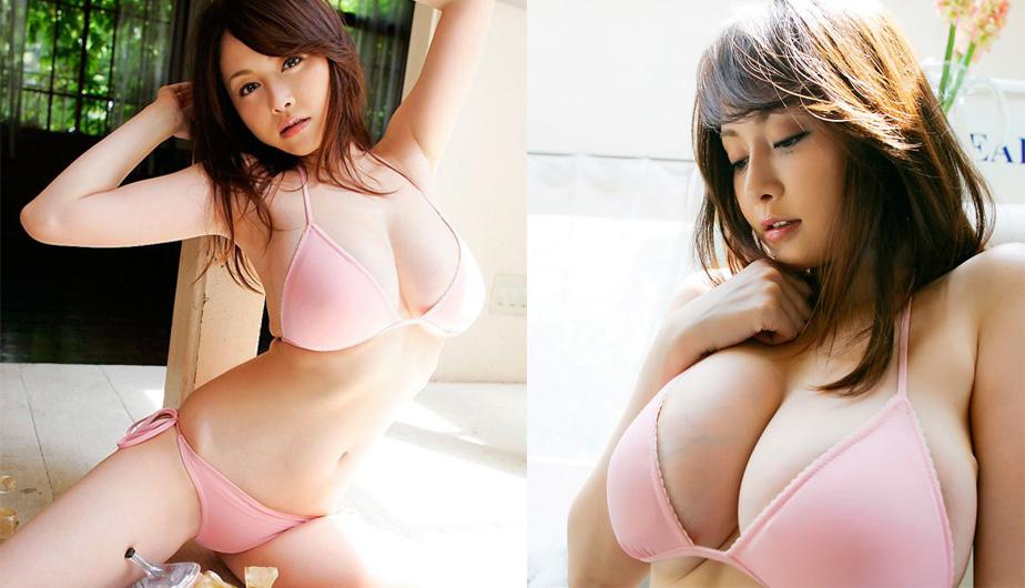 Anri Sugihara es una reconocida modelo japonesa. Es considerada una de las más sensuales de su país. (Difusión)
