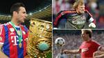 Bayern Munich: Claudio Pizarro y los grandes ídolos en el club alemán - Noticias de liga depor 2013