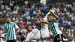James Rodríguez y la espectacular chalaca para marcar gol ante Real Betis (VIDEO) - Noticias de chalaca
