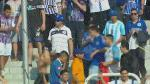 Godoy Cruz vs. Racing fue suspendido por violentos incidentes en tribunas (VIDEO) - Noticias de segunda división de argentina