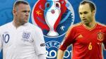 Eurocopa 2016: sigue en vivo los partidos de la séptima fecha de las eliminatorias