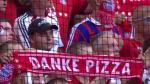 Claudio Pizarro y lo que no se vio de su despedida en el Bayern Munich - Noticias de saltado de coliflor
