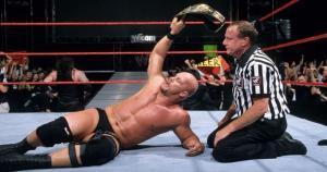 Stone Cold | Steve Austin cuenta con ocho títulos de Campeón Mundial de la WWE. (WWE)