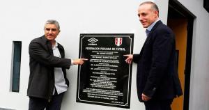Umbro construyó moderna infraestructura en la Videna para la Selección Peruana. (Facebook)