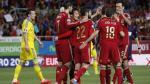 España vs. Eslovaquia EN VIVO y en directo por Eliminatorias Eurocopa 2016 - Noticias de afp horizonte