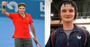 El tenista suizo Roger Federer. (Instagram)