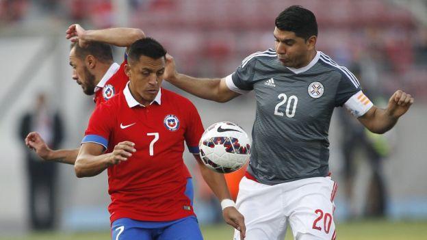 Chile pierde 2-1 contra Paraguay EN VIVO ONLINE por amistoso internacional