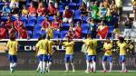 Brasil ganó 1-0 a Costa Rica en amistoso internacional - Noticias de paulo wanchope