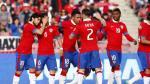 Chile ganó 3-2 a Paraguay en amistoso internacional en el Estadio Nacional - Noticias de jonathan fabro