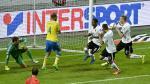 Austria ganó 4-1 a Suecia con Ibrahimovic y ya está en la Eurocopa Francia 2016 - Noticias de marcel koller