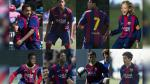 Barcelona: FIFA suspendió a 11 jugadores juveniles por esta razón - Noticias de selección infantil