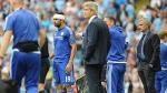 Diego Costa tenía tarjeta amarilla, José Mourinho lo sacó y así reaccionó (VIDEO) - Noticias de gabriel lisboa