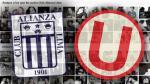 Alianza Lima vs. Universitario: ¿cuál es el club más popular en Facebook? - Noticias de waldir s��enz