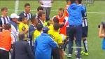 Alianza Lima vs. Garcilaso: Gustavo Roverano fue expulsado en el entretiempo - Noticias de guillermo garay