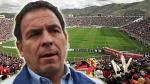 Freddy Ternero: tribuna oriente del estadio de Cienciano tendrá su nombre - Noticias de cesar ccahuantico