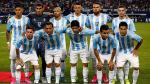 Argentina dio su lista de convocados para primeras dos fechas de Eliminatorias - Noticias de javier pereyra