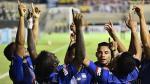 Emelec ganó 2-1 a Independiente Santa Fe por octavos de Copa Sudamericana - Noticias de peru campeón