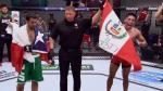 UFC: Enrique Barzola venció al chileno Jonathan Ortega en el TUF Latinoamérica - Noticias de alvaro ortega