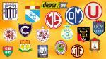 Torneo Clausura: tabla de posiciones y resultados EN VIVO de la fecha 7 - Noticias de real garcilaso