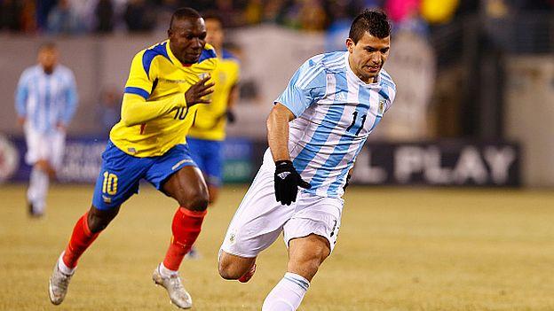 La selección inicia el camino a Rusia 2018 ante Ecuador