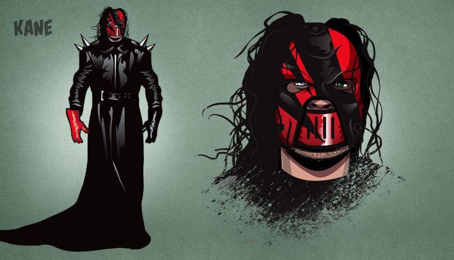 Kane | (WWE).