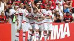 Flamengo, con Paolo Guerrero, ganó 2-0 a Joinville por el Brasileirao - Noticias de gabriel lisboa