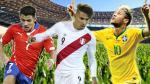 Eliminatorias Rusia 2018: sigue en vivo las noticias de los equipos sudamericanos - Noticias de barcelona de ecuador