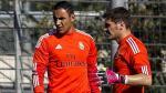Keylor Navas: ¿Iker Casillas está contento por su rendimiento en Real Madrid? - Noticias de real madrid