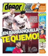 ¡En Barranquilla te quemo!